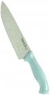 Нож поварской Fissman Monte 20см с антибактериальным покрытием