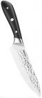Нож поварской Fissman Hattori 15см hammered из нержавеющей стали