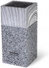Подставка для кухонных ножей Fissman Marble 23х11см
