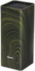 Підставка для кухонних ножів Fissman Dark Green 22х10см