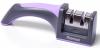Точилка Fissman Violet 19х5х6см для ножей двухшаговой заточки, лиловый
