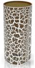 Підставка-колода Fissman Giraffe для кухонних ножів і ножиць Ø11см, висота 22см