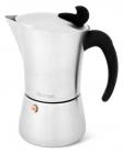Кофеварка гейзерная Fissman Henrietta Silver 360мл на 6 чашек