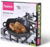 Сковорода-гриль чавунна Fissman Naestved 26х26см з литими ручками