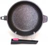 Сковорода-сотейник Fissman Rebusto Ø24см зі знімною ручкою