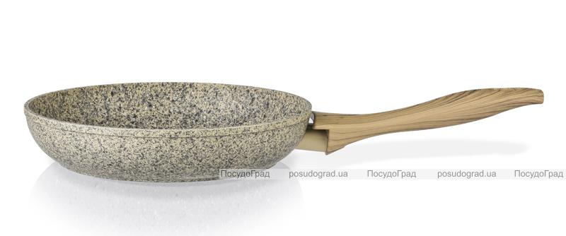 Сковорода Fissman Crema nova Ø20см с керамическим покрытием EcoStone