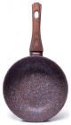 Сковорода-сотейник Fissman Magic Brown Ø26см з антипригарним покриттям