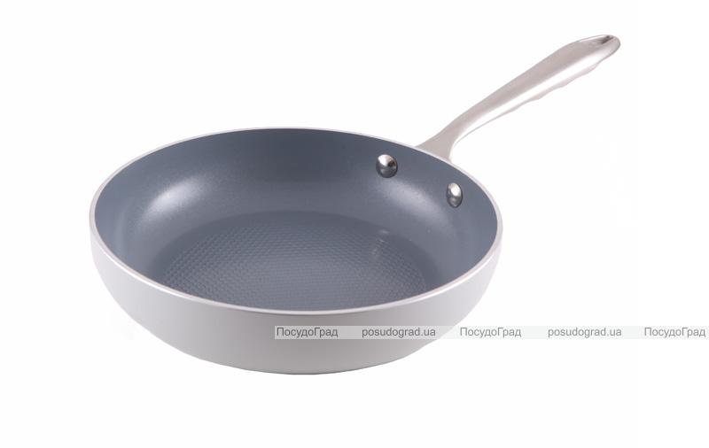Сковорода Fissman Crystal Ø20см с антипригарным покрытием и индукционным дном