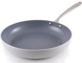 Сковорода Fissman Crystal Ø28см с антипригарным покрытием и индукционным дном