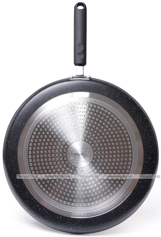 Блинная сковорода Fissman Fiore Ø32см индукционная с мраморным антипригарным покрытием
