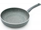 Сковорода глибока Fissman VULCANO Ø28см з індукційним дном