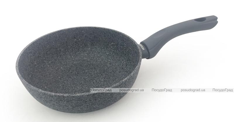 Сковорода глубокая Fissman Veneta Ø20см с керамическим покрытием EcoStone