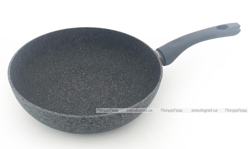 Сковорода глубокая Fissman Veneta Ø26см с керамическим покрытием EcoStone