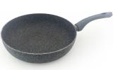 Сковорода глубокая Fissman Veneta Ø28см с керамическим покрытием EcoStone