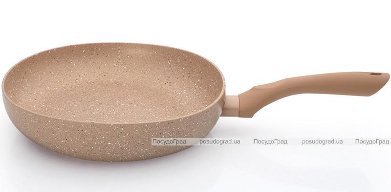 Сковорода глубокая Fissman LATTE Ø28см с керамическим антипригарным покрытием