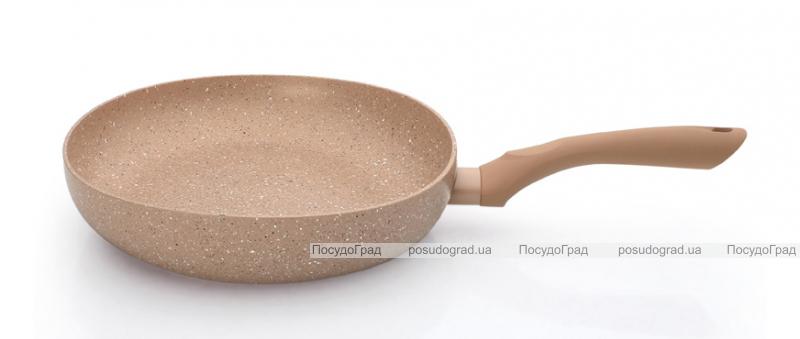 Сковорода глубокая Fissman LATTE Ø20см с керамическим антипригарным покрытием