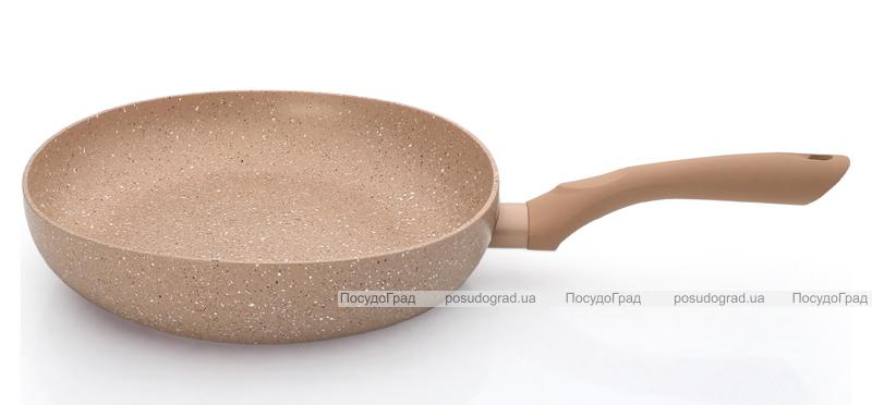 Сковорода глубокая Fissman LATTE Ø26см с керамическим антипригарным покрытием