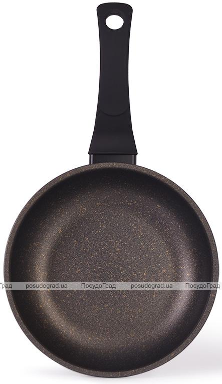 Сковорода-сотейник Fissman Grace Ø28см з антипригарним покриттям TouchStone