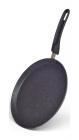 Сковорода блинная Fissman Spark Stone Ø22см с антипригарным покрытием TouchStone (каменная крошка)