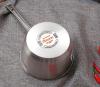Ковш Fissman Millenium 1.5л из нержавеющей стали с крышкой