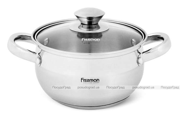 Каструля Fissman Prime 3.6л з нержавіючої сталі