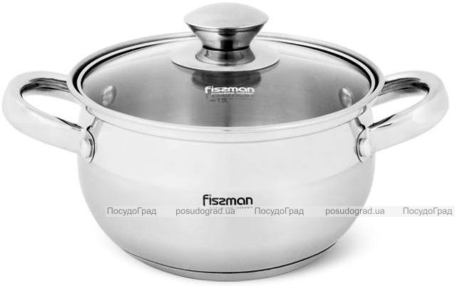 Кастрюля Fissman Prime 6.1л из нержавеющей стали