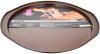 Форма-деко для випічки піци Fissman Chocolate 36x33.5х1.5см з антипригарним покриттям