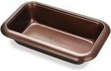 Форма Fissman Chocolate для випічки хліба 28x17.5x6см з антипригарним покриттям