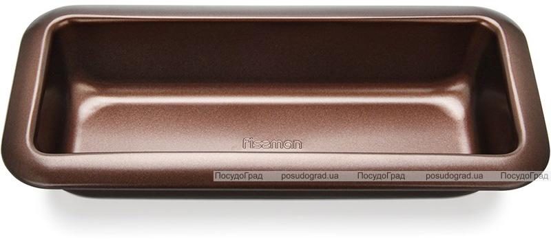 Форма Fissman Chocolate для випічки хліба 34.5x16x6.5см з антипригарним покриттям