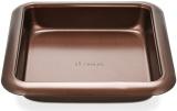 Форма для випічки Fissman Chocolate 24.5х24.5x5см з антипригарним покриттям