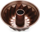 Форма для випічки кексів Fissman Chocolate Ø24.5х10.5см з антипригарним покриттям