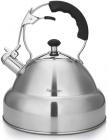 Чайник Fissman Alba 4.5л из нержавеющей стали со свистком