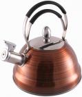 Чайник Fissman Cairoi 2.3л со свистком