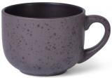 Кружка керамічна Fissman Silis 450мл, фіолетова