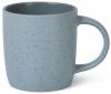 Кружка керамическая Fissman Mairenn 330мл, бирюзовая