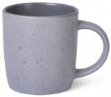 Кружка керамическая Fissman Mairenn 330мл, серая