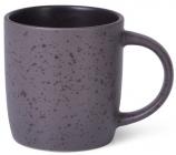 Кружка керамическая Fissman Mairenn 330мл, фиолетовая