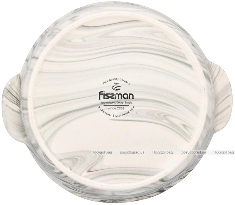 Форма для випічки Fissman Valencia кругла 16х7см керамічна