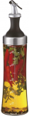 Стеклянная бутылка для масла/уксуса Fissman 570мл, крышка с дозатором