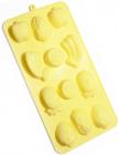 Форма силиконовая для льда и конфет Fissman Фрукты, 21х11см