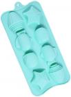 Форма силиконовая для льда и конфет Fissman Дары Моря 18х10см