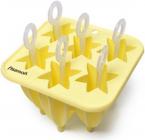 Форма для мороженого Fissman Stars 6 порций, пластик