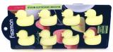Форма силіконова для льоду і цукерок Fissman Каченя 22х10.5см