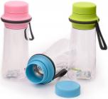 Пляшка для води Fissman Drink 500мл з фільтром, пластик