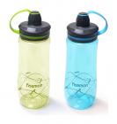 Пляшка для води Fissman Skier 820мл, пластик
