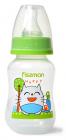 """Пляшка дитяча для годування Fissman Babies """"Щасливий котик"""" 125мл"""