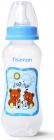 """Пляшка дитяча для годування Fissman Babies """"Ведмежата-музиканти"""" 240мл"""