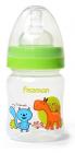 """Пляшка дитяча для годування Fissman Babies """"Мої друзяшки"""" 120мл з широкою шийкою"""