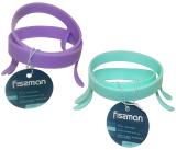 Набор форм для яичницы Fissman Колечки Ø8см, 2 предмета