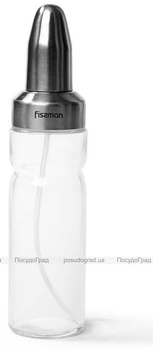 Ємність-спрей Fissman для масла і оцту 150мл, скляна
